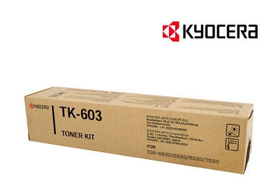 Kyocera TK603 Genuine Copier Cartridge