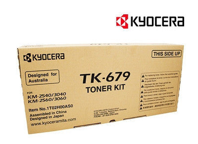 Kyocera TK-679  Genuine Copier Cartridge