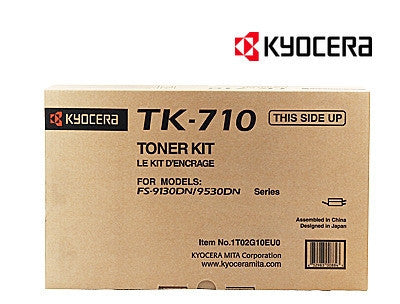 Kyocera TK-710 Genuine Laser Toner Cartridge