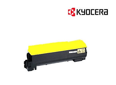 Kyocera TK-884Y Genuine Yellow Toner Cartridge