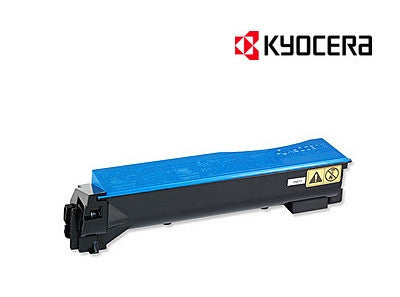 Kyocera TK-899C Genuine Cyan Toner Cartridge