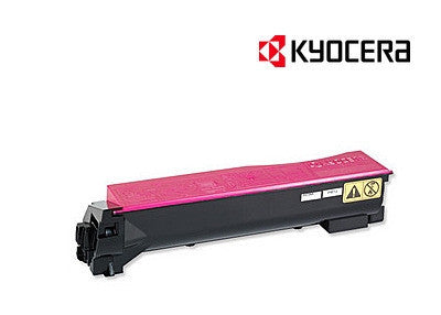 Kyocera TK-899M Genuine Magenta Toner Cartridge
