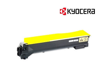 Kyocera TK-899Y Genuine Yellow Toner Cartridge