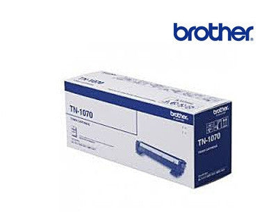 Brother TN1070 Genuine Black Laser Cartridge