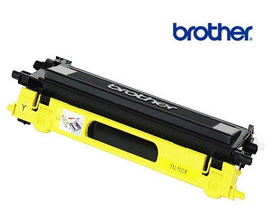 BROTHER TN-150Y Genuine Yellow Toner Cartridge