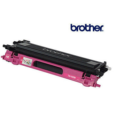 BROTHER TN155M Genuine Magenta Laser Cartridge