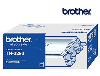 Brother TN3290 cartridge for HL5340D,  HL5350DN,  HL5370DW,  HL5380DN,  MFC8880DN,  MFC8890DW, MFC8370DN