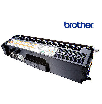 Brother TN-340BK Genuine Black  Laser Cartridge