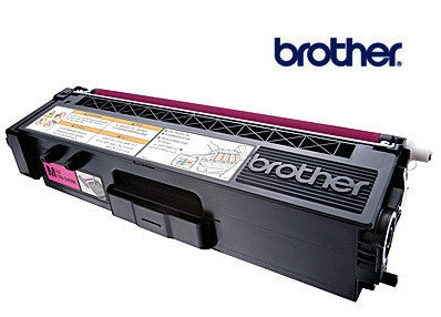 Brother TN-348M Genuine Magenta Toner Cartridge