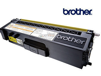 Brother TN-348Y toner cartridge for DCP9055CDN, HL4150CDN, HL4570CDW, MFC9460CDN, MFC9970CDW printers