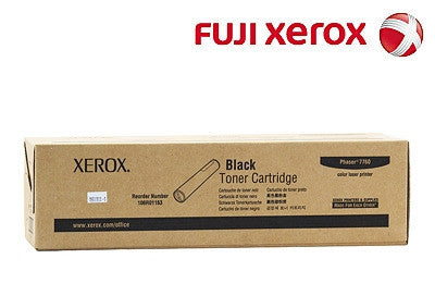 Xerox 106R01163 Genuine Black Laser Cartridge