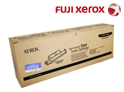 Xerox 106R01218 Genuine Cyan Laser Cartridge