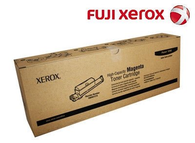 Xerox 106R01219 Genuine Magenta Laser Cartridge