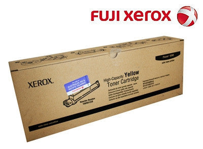 Xerox 106R01220 Genuine Yellow Laser Cartridge