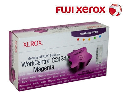 Xerox 108R00661 Genuine Magenta Ink Sticks-3 pack