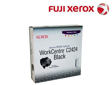 Xerox 108R00664 Genuine Black Ink Sticks - 6 pack