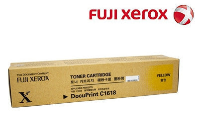 Xerox CT200229 Genuine Yellow Toner Cartridge