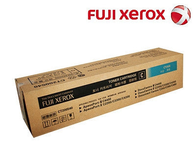 Xerox CT200540 Genuine Cyan Copier Cartridge