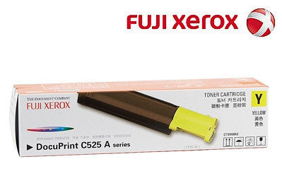 Xerox CT200652 Genuine Yellow Laser Cartridge