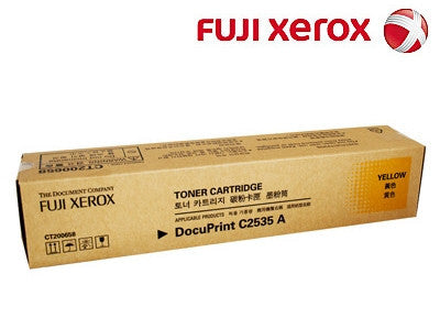 Xerox CT200658 Genuine Yellow Laser Cartridge