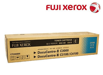 Xerox CT200869 Genuine Cyan Copier Cartridge