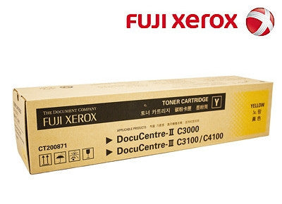 Xerox CT200871 Genuine Yellow Copier Cartridge