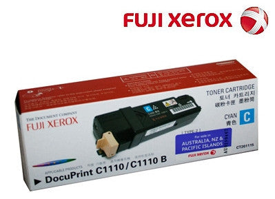 Xerox CT201115 Genuine Cyan Laser Cartridge