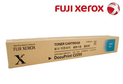 Xerox CT201161 Genuine Cyan Laser Cartridge