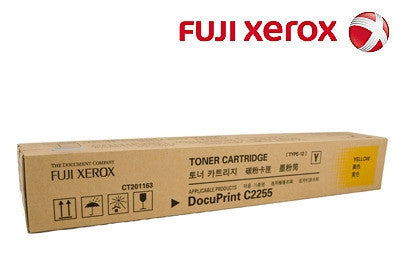 Xerox CT201163 Genuine Yellow Laser Cartridge