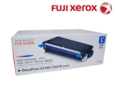 Xerox CT350486 Genuine Cyan Laser Cartridge