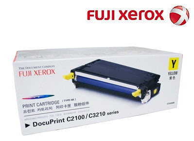 Xerox CT350488 Genuine Yellow Laser Cartridge