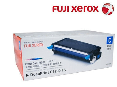 Xerox CT350568 Genuine Cyan Laser Cartridge