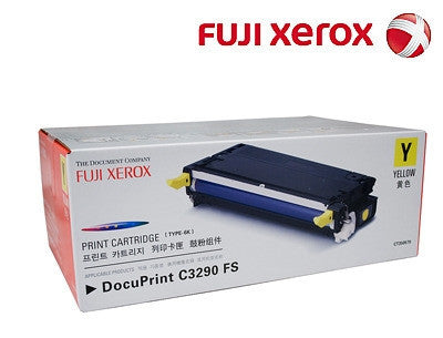 Xerox CT350570 Genuine Yellow Laser Cartridge