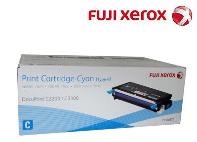 Xerox CT350675 Genuine Cyan Laser Cartridge