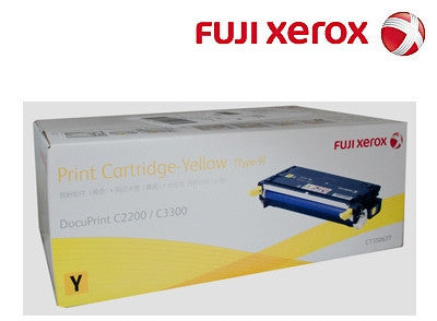 Xerox CT350677 Genuine Yellow Laser Cartridge