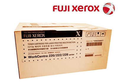 Xerox CWAA0647 Genuine Twin Pack Toner Cartridges