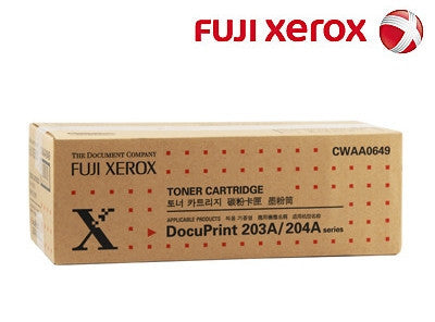 Xerox CWAA0649 Genuine Black Laser Cartridge