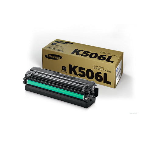 Samsung CLP680 / CLX6260 Black Toner Cartridge - 6,000 pages