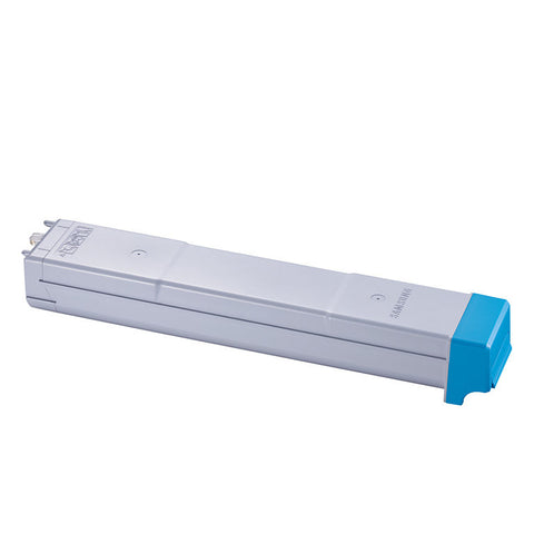 Samsung CLX-8380 Cyan Toner Cartridge - 15,000 pages @ 5%