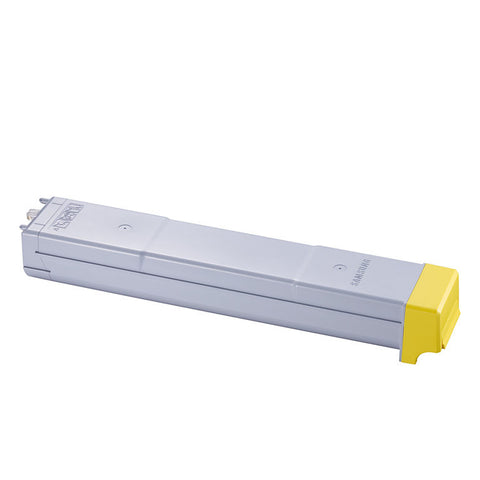 Samsung CLX-8380 Yellow Toner Cartridge - 15,000 pages @ 5%