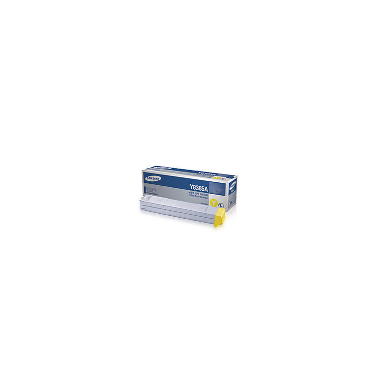 Samsung CLX-8385A Yellow Toner Cartridge - 15,000 pages @ 5%