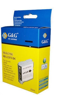 Brother LC57C compatible inkjet cartridge