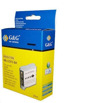 Brother LC57M ink printer cartridge compatrible