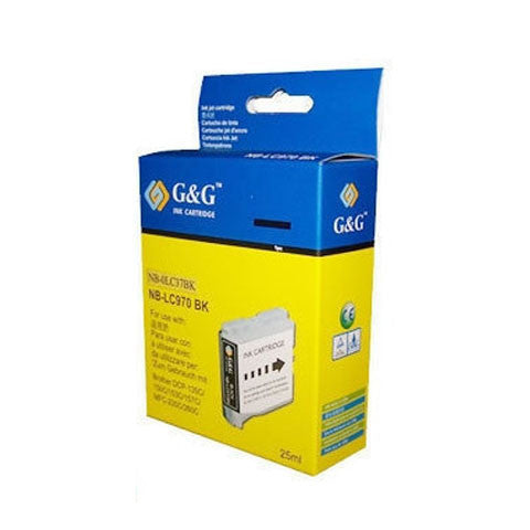 Brother LC57 BCMY Bundle Ink Cartridges Compatible