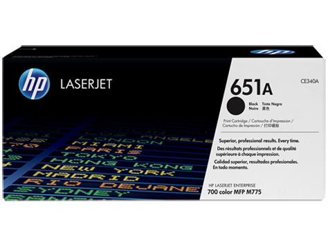 HP CE340A(HT340)   Black Toner Cartridge - 13,500 pages