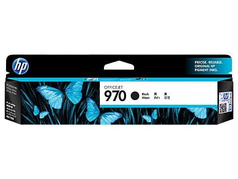 HP CN621AA (HI970B)  Genuine  Black Ink Cartridge - 3,000 pages
