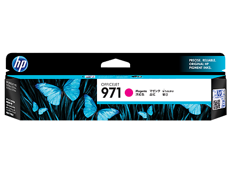 HP CN623AA (HI971M)  Genuine  Magenta Ink Cartridge - 2,500 pages