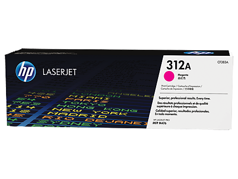 HP CF383A(HT312M)  Magenta Toner Toner Cartridge - 2,700 pages