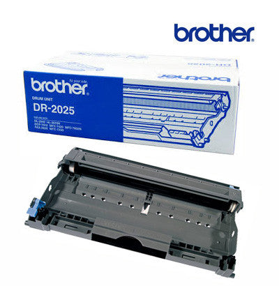 Brother DR-2025 Genuine Drum Cartridge