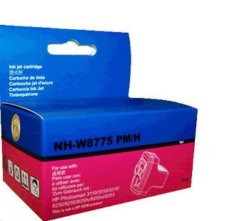 HP02 (C8775WA) Light Magenta Ink Cartridge Compatible